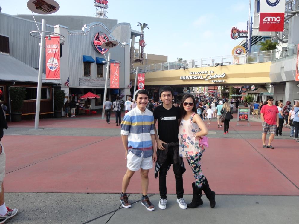 JJ, Brenda, and ME