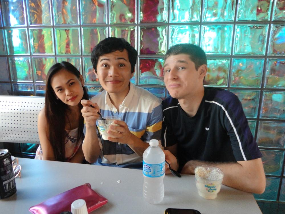 Brenda, JJ, and Tim