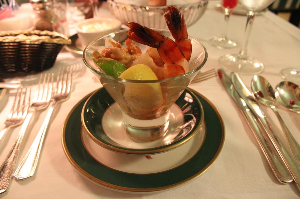 Jumbo Shrimp-Crawfish